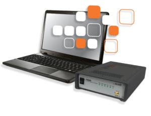 R5500 RF spectrum analyzer