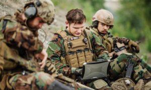 Spectrum monitoring by rangers in field