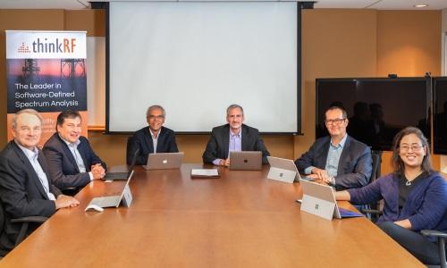 ThinkRF Board of Directors