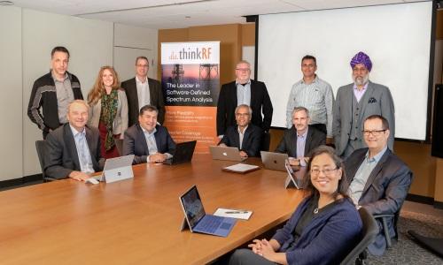 ThinkRF Leadership Team