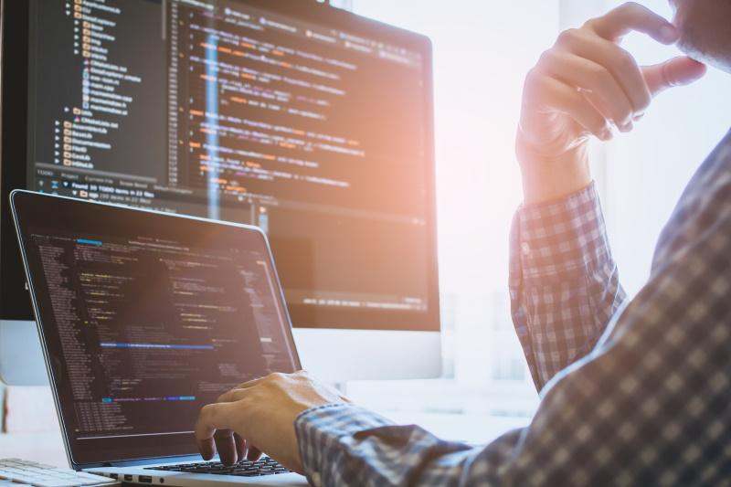 Developing purpose-built RF application software