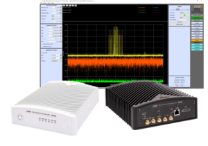 S240v5 Real-Time Spectrum Analysis Software with ThinkRF Analysis Platforms