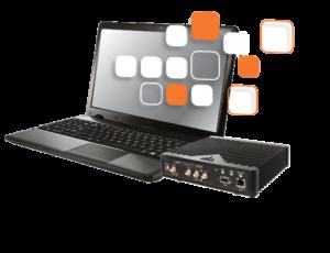 D4000 Downconverter/RF Tuner APIs