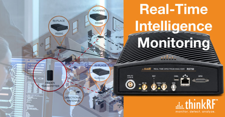 Microwaves & RF published our article on real-time public safety
